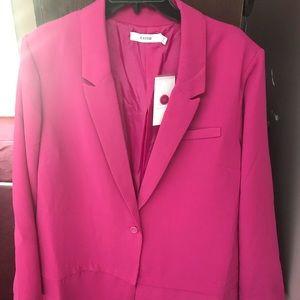 NWT Hot Pink Blazer
